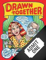 11/16 Event + Book: Drawn Together Monographs