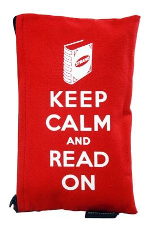 Pouch: Keep Calm and Read On