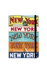 NY City Guide Notebook 5X7 Notebooks & Pads