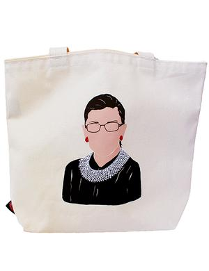 Large Tote: RBG New Arrivals!