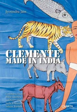Francesco Clemente, Made in India, with Salman Rushdie