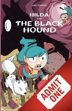 05/06 Event + Book: Hilda and the Black Hound (Hildafolk, Book 4) Comics