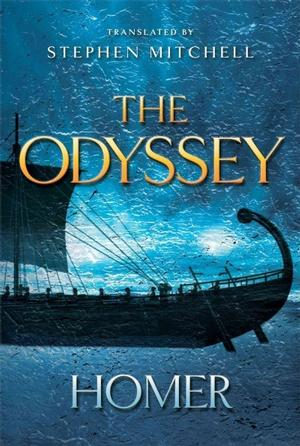 The Odyssey: (The Stephen Mitchell Translation) Lower Priced Than E-Books