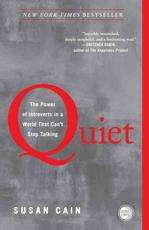 Susan Cain Discusses Her Much Talked About Book Quiet: The Power of Introverts in a World that Can't Stop Talking with Kaja Perina, Editor in chief of Psychology Today.