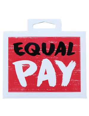 Sticker: Equal Pay New Arrivals!