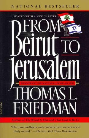 From Beirut to Jerusalem Lower Priced Than E-Books