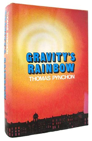 Gravity's Rainbow Modern First Edition