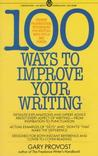 100 Ways to Improve Your Writing Style & Usage
