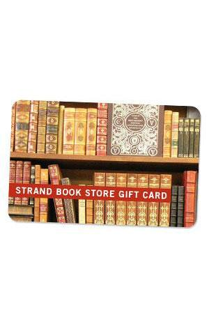 Strand Gift Card - Bound with Love Gift Cards